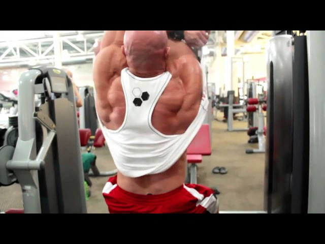 Marius Dohne | Back Workout