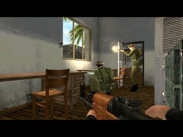 Вьетконг 2 - Vietcong 2 - прохождение кампании за США - эпизод 7 - Мост
