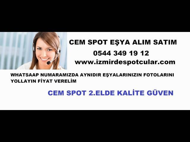 {{0544 349 19 12}} İzmir Göztepe Spot ,Göztepede Spotçular ,Göztepe 2.El Eşya Alım Satmı
