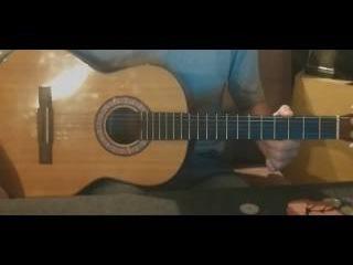 Учимся играть на гитаре Хованский- прости меня мирон, аккорды
