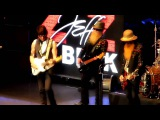 ZZ Top &amp Jeff Beck - Rough Boy - Live from London (MultiCam Version)