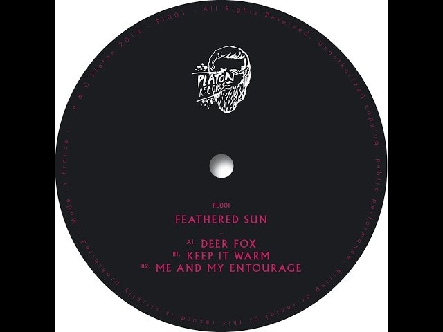 FEATHERED SUN - ME AND MY ENTOURAGE / PLATON RECORDS