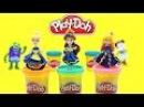 PLAY DOH dresses Disney Princess Magiclip dolls Elsa Anna Ariel Rapunze Bella Aurora Cinderella 53