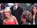 Elsa Pataky deslumbra a todos en la première de de 'A todo gas 8' en Nueva York