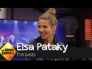 Elsa Pataky: Utilizo ropa interior sexy y cómoda para dormir - El Hormiguero 3.0