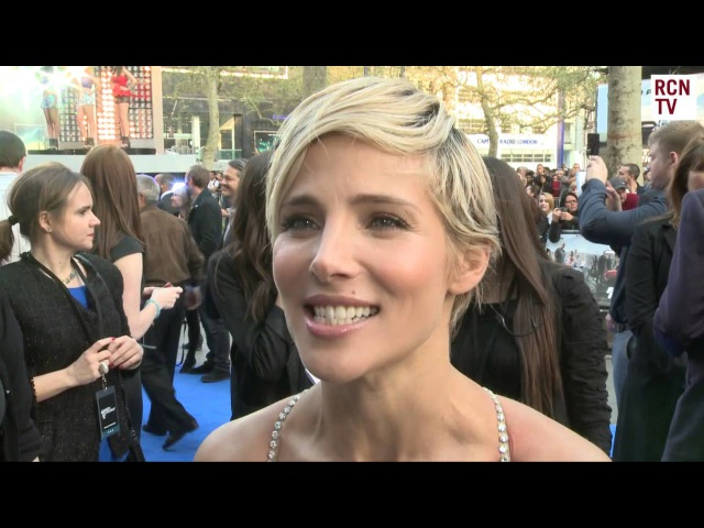 Elsa Pataky Interview Fast Furious 6 World Premiere