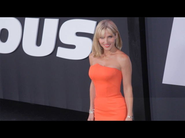 Elsa Pataky The Fate of the Furious New York Premiere