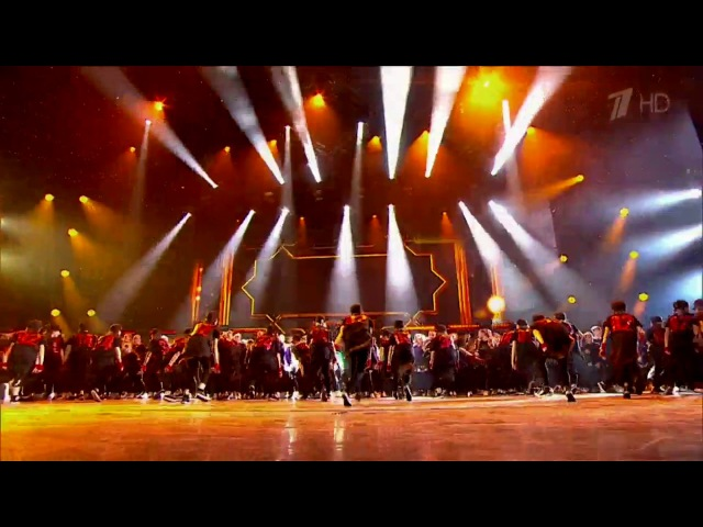 TODES ТОДЕС 30 лет Кремль 23.04.2017 Hip-Hop Открытие