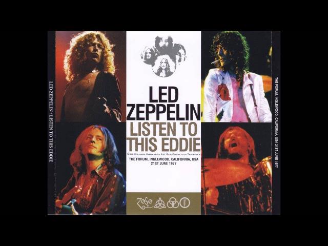 Led Zeppelin Listen to This, Eddie! [Winston Remaster]
