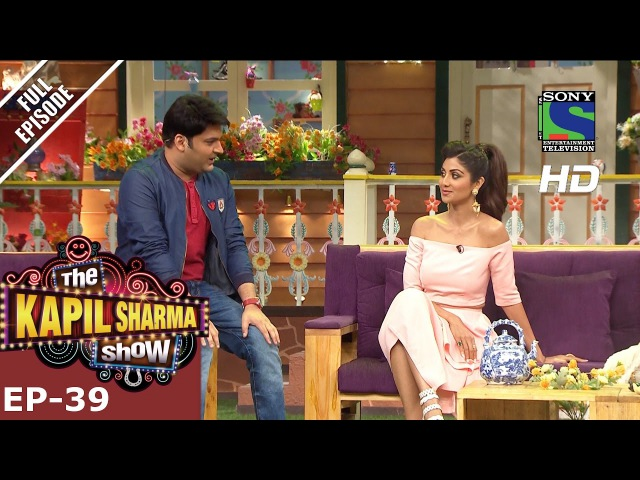 The Kapil Sharma Show - दी कपिल शर्मा शो-Ep-39–Masti with Super Dancer Team–3rd Sep 2016