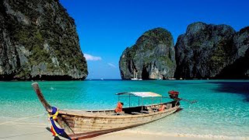 Остров Пхи Пхи жемчужина Тайланда: Здесь снимался Пляж с Леонардо ди Каприо