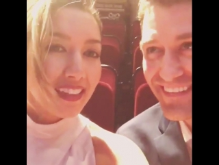 Matthew Morrison on Instagram: Great date night! @royalalberthall @englishnationalballet #morrisonadventures