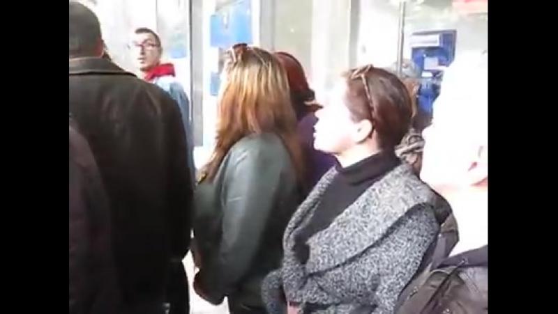 У цей день три роки тому депутат міської ради Горлівки Володимир Рибак прийшов до будівлі міськради, де проходив проросійський м