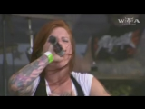 Walls Of Jericho - American Dream - Live at Wacken Open Air 2009
