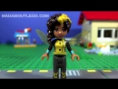 LEGO®DC Super Hero Girls ♦ 41234 ♥ Вертолёт Бамблби