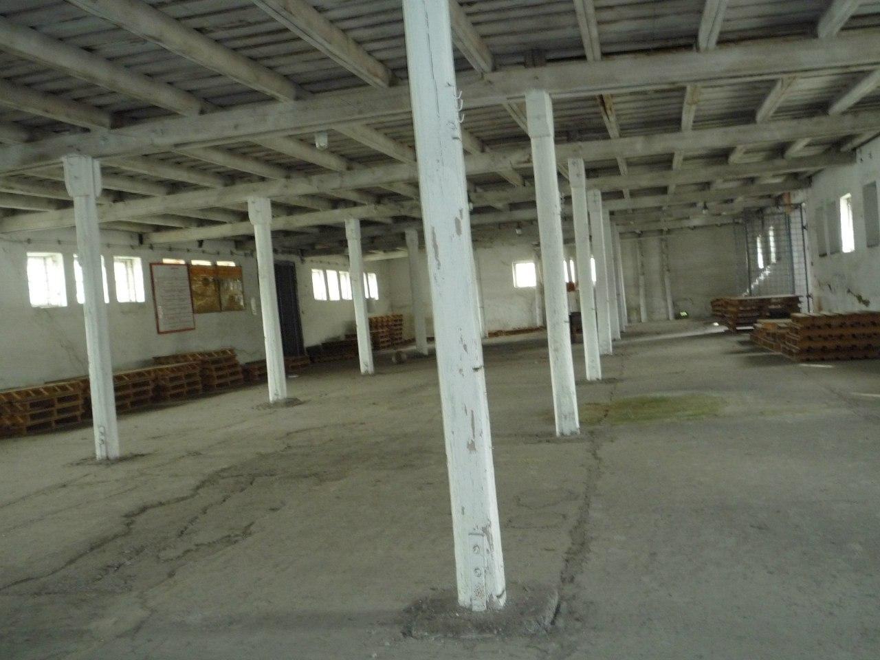 Заброшенные военные склады 25 филиала