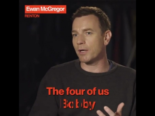 EXCLUSIVE: Go behind the scenes with Danny Boyle​, Ewan McGregor and Jonny Lee Miller as they discuss the making of T2
