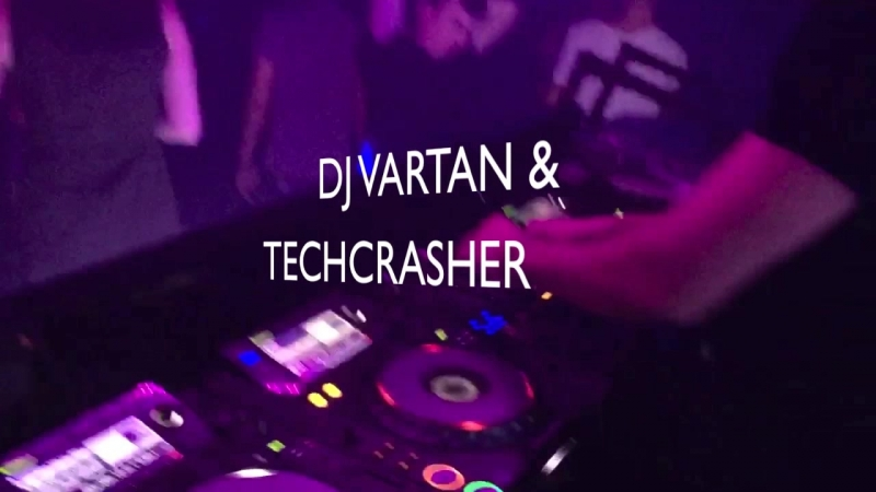 Dj Vartan Techcrasher - Raggae Muffin (Future Mouse remix)[teaser]