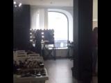 Вот так начинается день в студии у  Знаменитой Гоар Аветисян