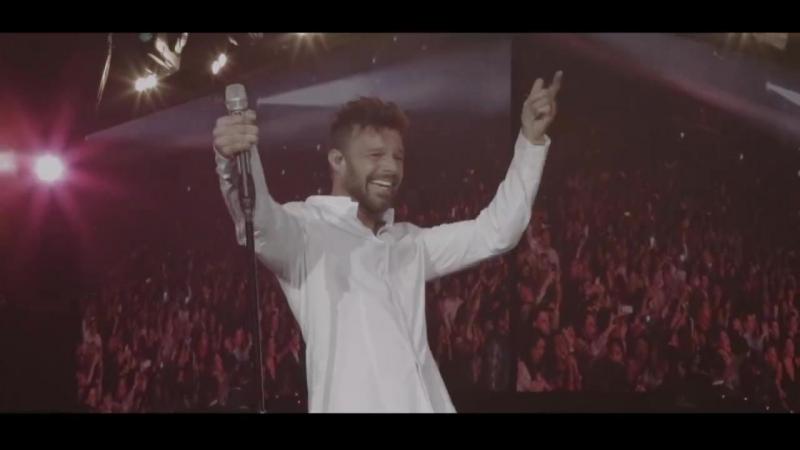 Ricky Martin Primera noche del OneWorldTour en Ciudad de México