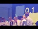(BTS)방탄소년단@Kcon Paris (fancam1)160602