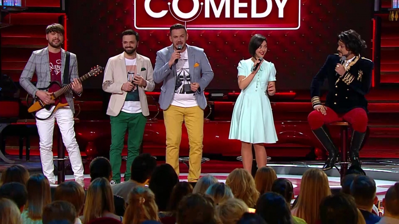 Exclusive от Comedy Club