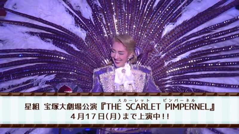 THE SCARLET PIMPERNEL( Star, 2017) - дайджест первого дня