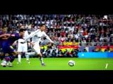 Роналду vs Месси • ТОП-10 финтов и голов в