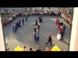 Выпускное танго 2016 лицея №1 пос.Комсомольский