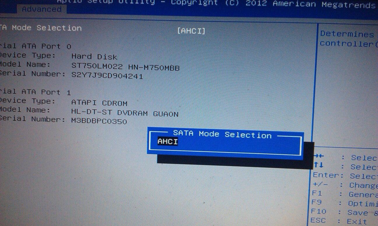 Asus SATA AHCI Drivers Download