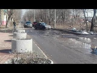 В Балашихе найдена мёртвая дорога, 2017г