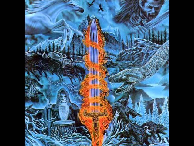 Bathory - Blood On Ice Full Album)