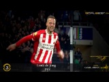 Top Assists of the Week | October #4 16/17 - Salah, Giovinco,