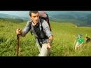 Клип о двух походах по Кавказу (район Тхачей)