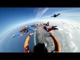 Samsung Gear 360 Skydiving in Rio in 360