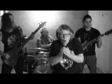 68 Year-Old Grindmother rehearses with her grindcore metal band