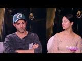 Hrithik Roshan Yami Gautam's Rapid Fire On Kaabil Dhoom 4 Shahid Kapoor