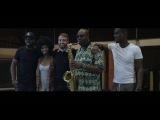 Black M, Christophe Willem, Inna Modja - Tu Sais feat. Manu Dibango (Making Of)