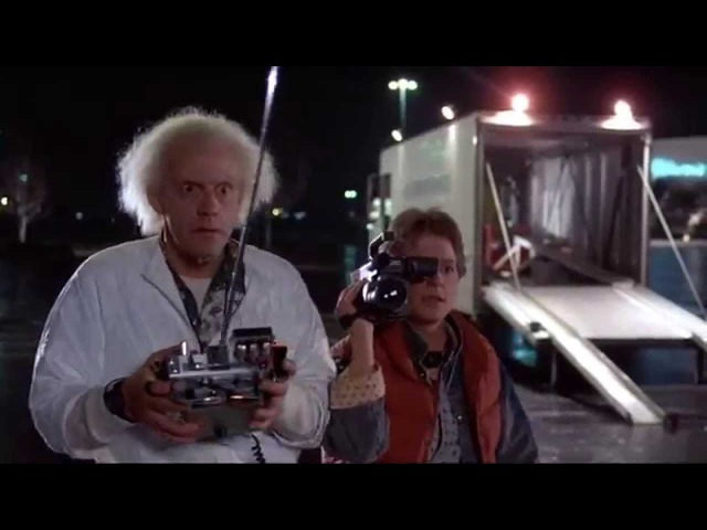 Back To The Future - The Power Of Love - Official Clip