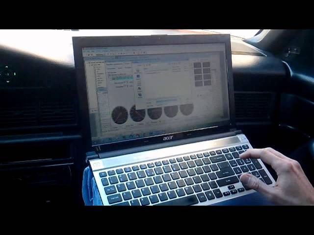 Вторая Жизнь для Ауди. Украинский ответ Лискару. Invent-Jetronic на Audi 100 C3 2.0 RT
