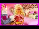 Куклы Барби ищет свою черепашку Мультик с игрушками Игры Для девочек. Куклы Бар ...