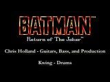 Batman Return of the Joker (NES) - Stage 1 Theme - Metal Cover