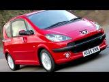 Peugeot 1007 UK spec