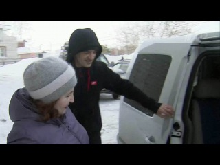 ВНовосибирске автоволонтеры бесплатно возят тех, кто нуждается впомощи