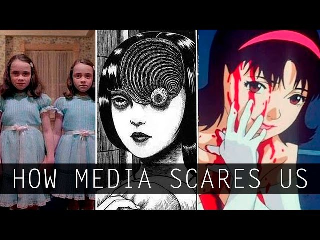 How Media Scares Us The Work of Junji Ito