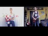 Asking Alexandria - Moving On (Guitar Cover by Alex Megustov of MyRockBand))