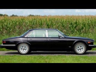 1992 Jaguar XJ-12 Vanden Plas limited edition