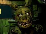#1 Прохождение Five Nights at Freddy's 3! - ДИКОЕ НАЧАЛО!
