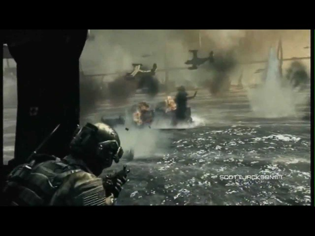Modern Warfare 3 Music Video - Digital Summer: Disconnect