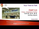 Airport – Immigration, Customs -Situational Chinese Expressions 2.06 Full Edeo
